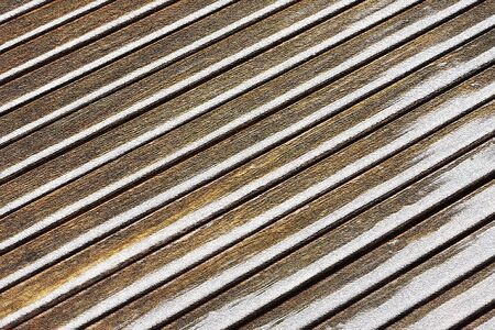diagonal lines: Textured illustration of diagonal brownish lines Stock Photo