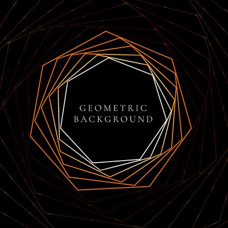 geometric poly shape background 向量圖像