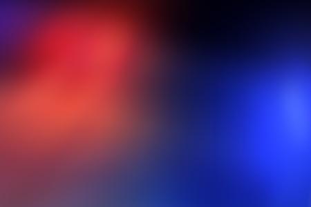 emergencia: Coche de la polic�a barra de luz de fondo Foto de archivo