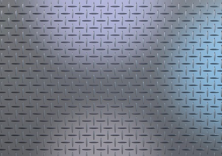 Metal diamond plate texture photo
