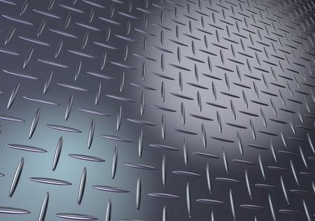 floor machine: De metal de diamante textura de la placa