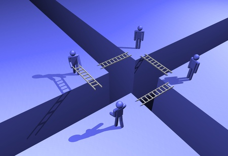 succesful: Succesful teamwork