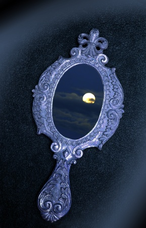 Mystery mirror