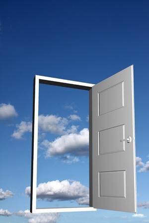 unreal unknown: Door to heaven