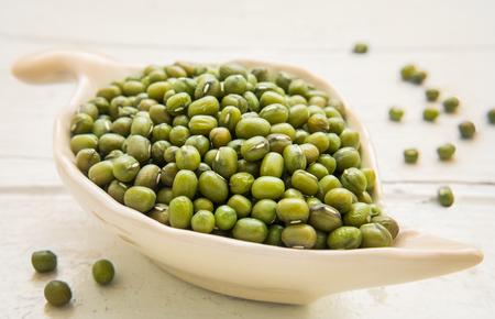 mung bean: Mung Bean in bowl