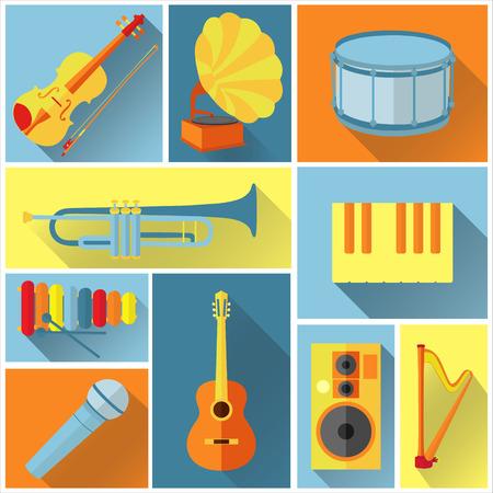 pictogrammes musique: