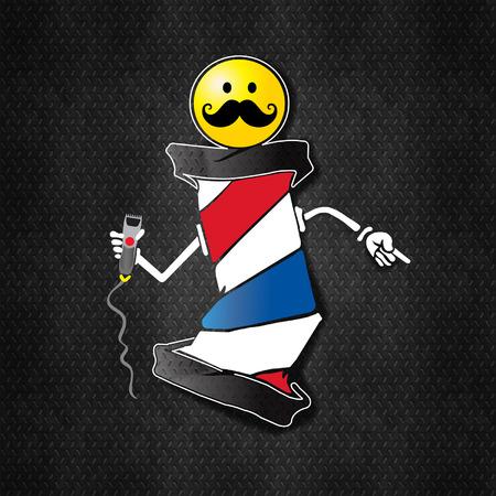 光の理髪師します。