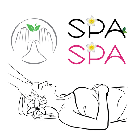 using senses: massage SPA