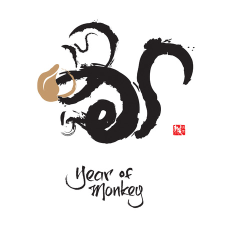 year of the monkey: year of monkey A