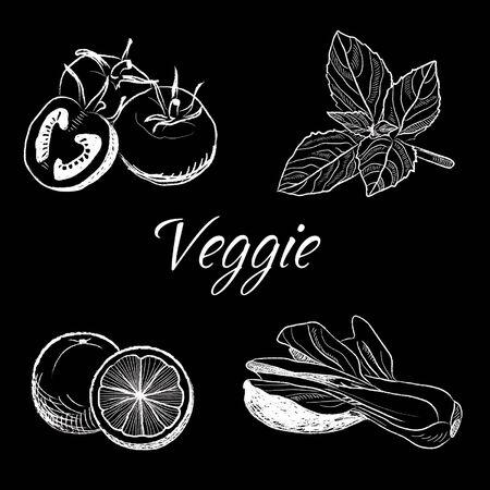 basils: veggi part 1