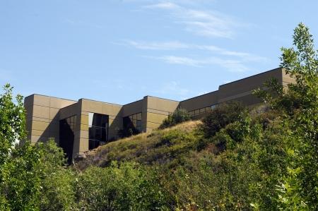 memorabilia: noted modern building housing Lewis   Clark Expedition memorabilia
