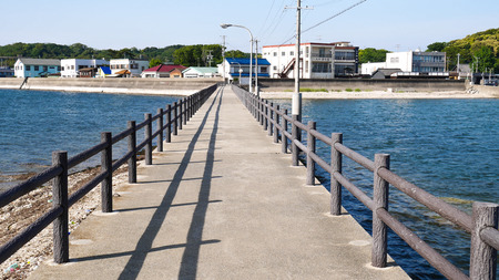 warmest: road bridge
