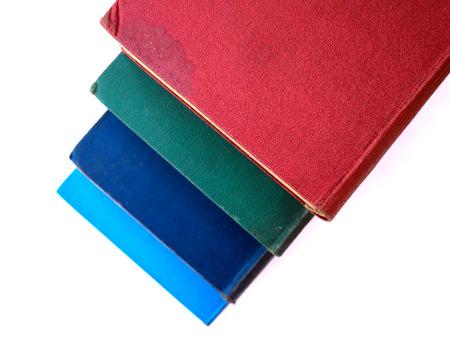 scientific literature: Pile of the books