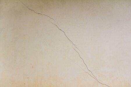 rundown: Sandstone, textured,Cracked wall background.