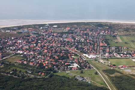 Langeooge town
