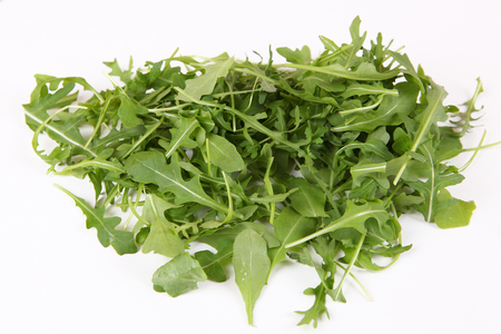 rucola: rucola Stock Photo