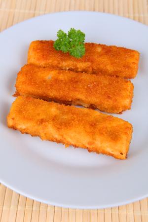 fingers: fish fingers