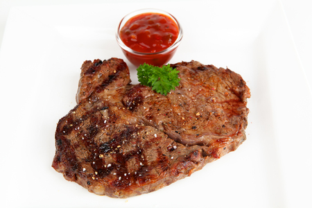 beef steak 版權商用圖片