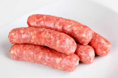 rough: rough sausage
