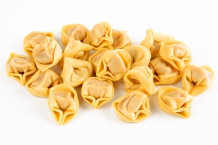 tortellini: Tortellini Stock Photo
