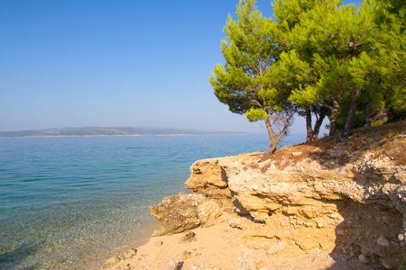 dalmatia: Coast of Croatian Dalmatia region
