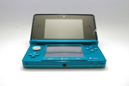 video game: 3DS game