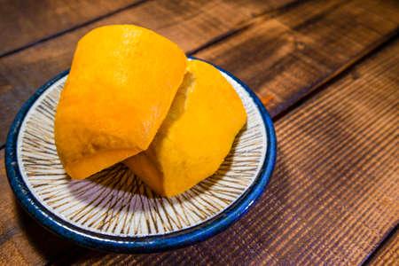 Natural and organic sweet potatoes