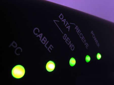 Network status.