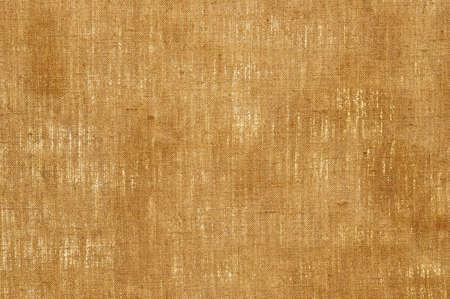 Zeer oud schilderdoek textuur. Stockfoto