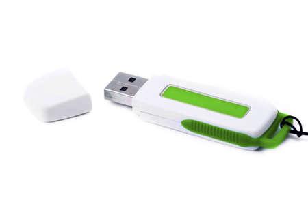 USB flash drive photo
