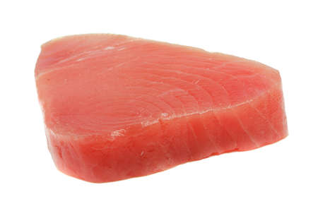 tuna fillet: filet of tuna Stock Photo
