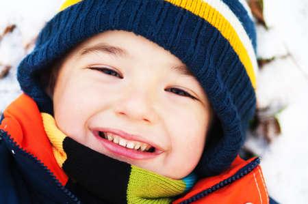 Winter Boy photo