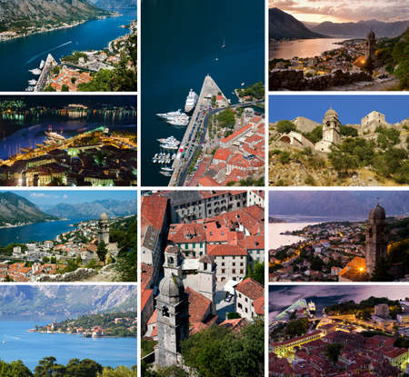 kotor: Kotor Montenegro Stock Photo
