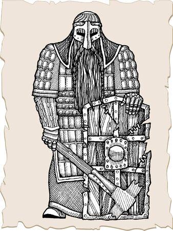 tremendous: Warrior gnome