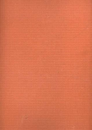 orange pattern. texture of polyvinyl chloride canvas