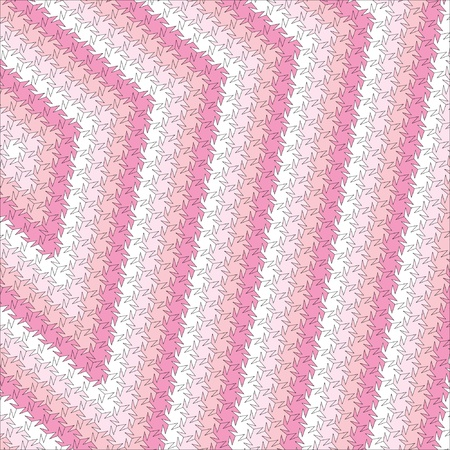 hades: An abstract fabric background vector in hades of pink Illustration
