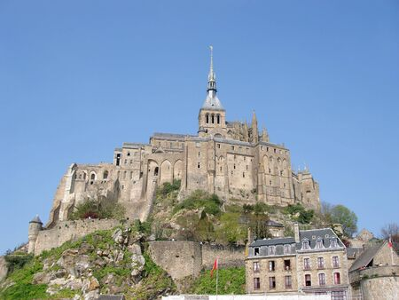 michel: Mont St Michel, Brittany, Northern France