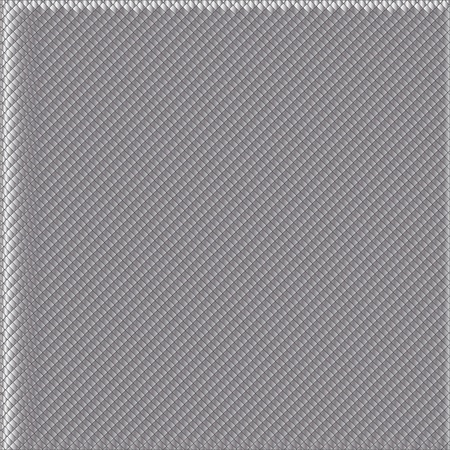 aluminium texture: A vector illustration of a metal grid background