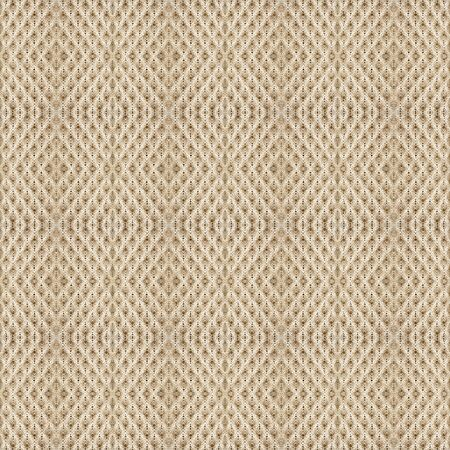 cable stitch: A seamless background of cable knitted Aran wool Stock Photo