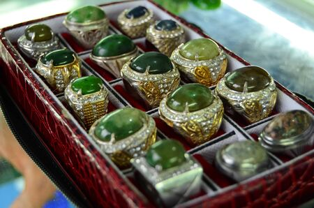 Jade from Aceh province, Indonesia