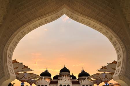 Baiturrahman Grand Mosque, Banda Aceh