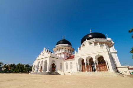 Baiturrahman Grand Mosque,Banda Aceh