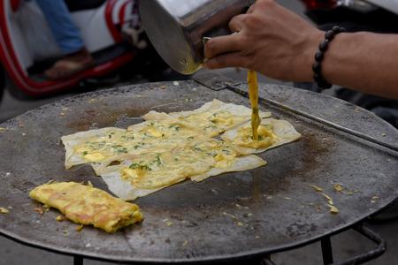 Martabak Telor Aceh, Stuffed Pancake