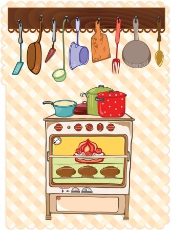 steel pan: Estufa y cocina herramienta