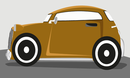 classic car from seventies to eighties