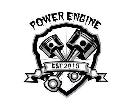 Puissance moteur  Banque d'images - 48716652