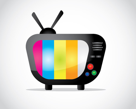 Television or TV is a telecommunication medium used for transmitting moving images in monochrome (black-and-white), or in color, and in two or three dimensions and sound