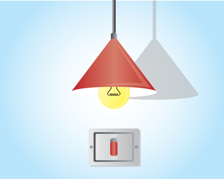 pendant lamp: lamp in room