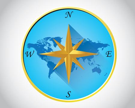 world gold compass