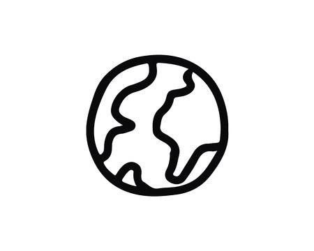 web icon design illustration,hand drawn style design, designed for web and app 向量圖像